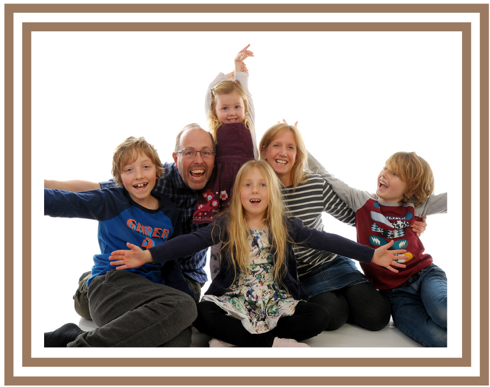 Family Photographs at Yateley Photography